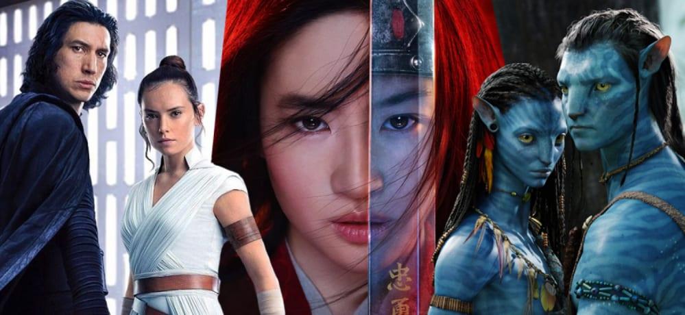 Star Wars, Avatar, Mulan