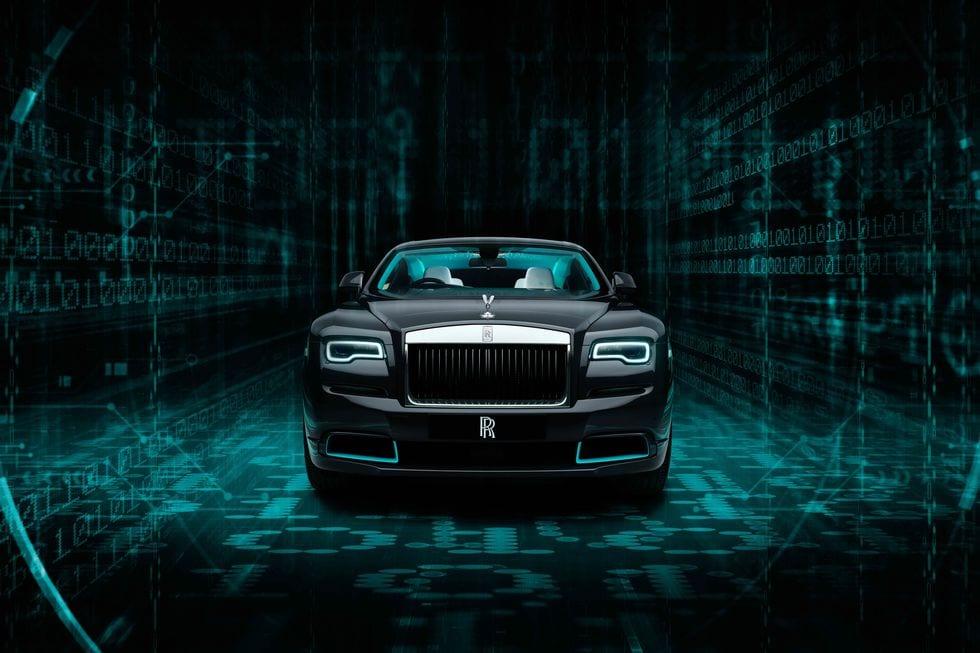 Rolls-Royce: la prima auto elettrica si chiamerà Silent Shadow