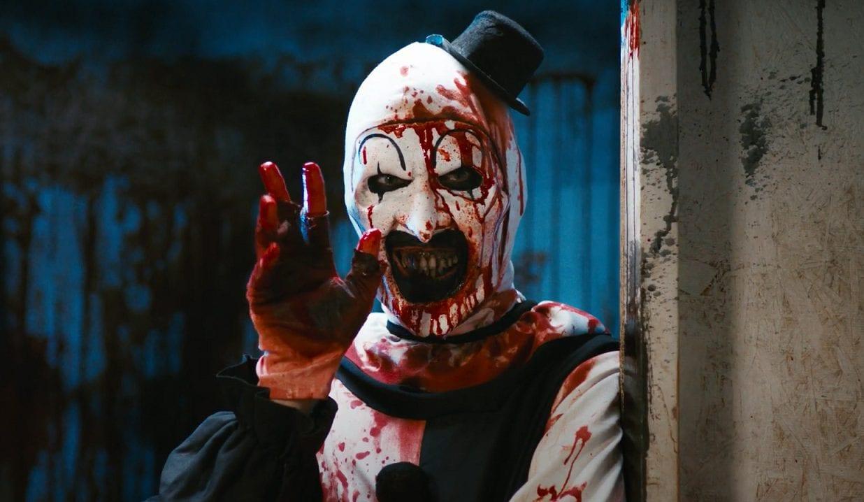 Terrifier 2: il film horror con Art the Clown uscirà nel 2021