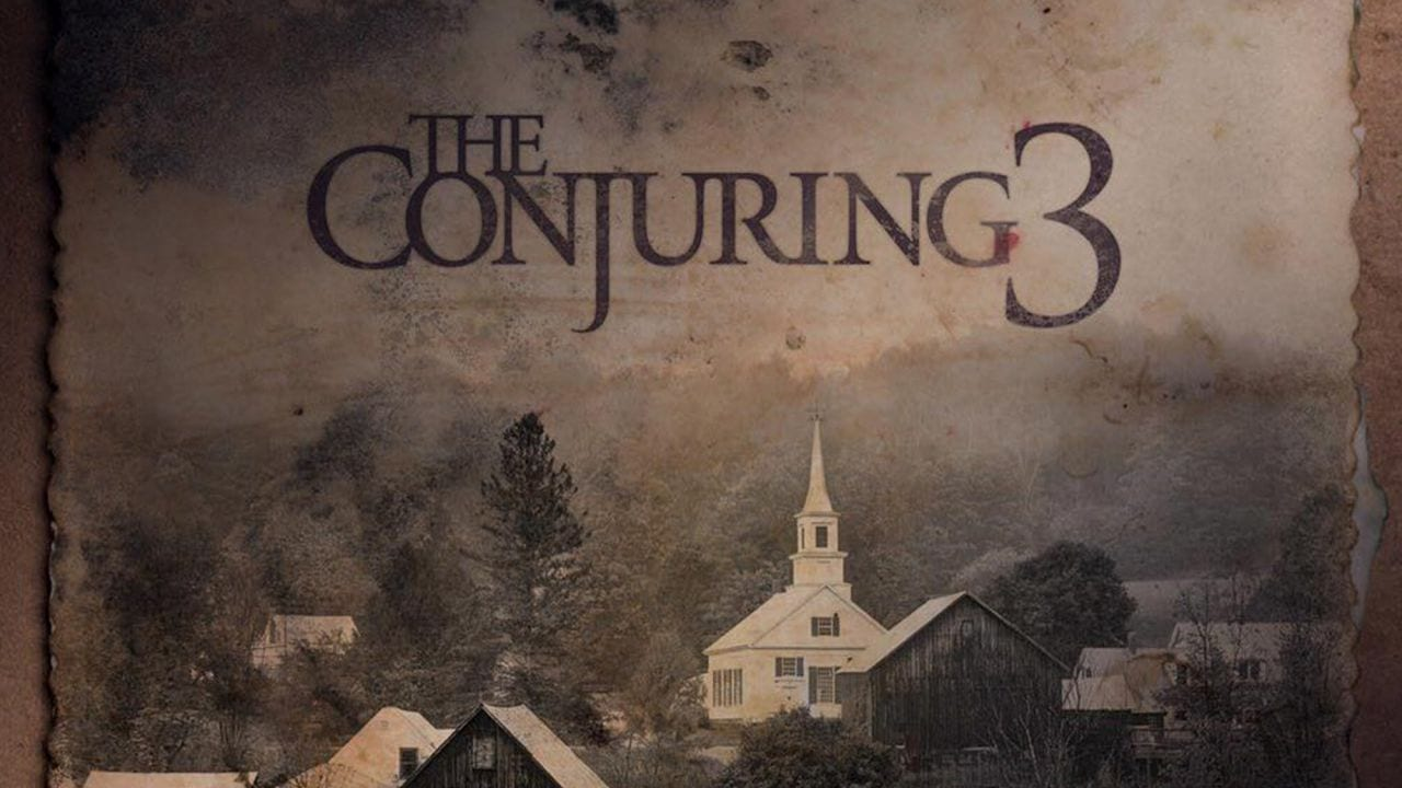 The Conjuring 3: il trailer del film horror