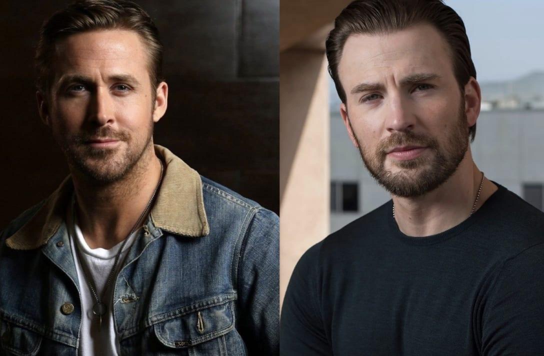 Chris Evans, Ryan Gosling e i fratelli Russo in un thriller Netflix da 200 milioni