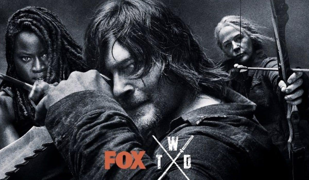 The Walking Dead Fox Staffel 5