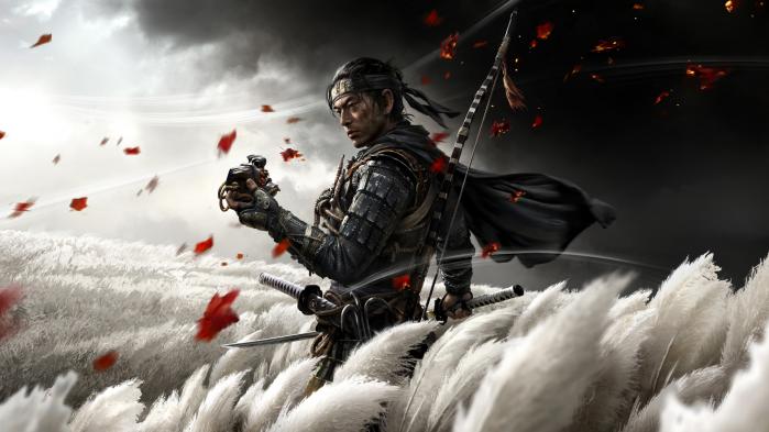 Ghost of Tsushima top 10 migliori videogiochi 2020