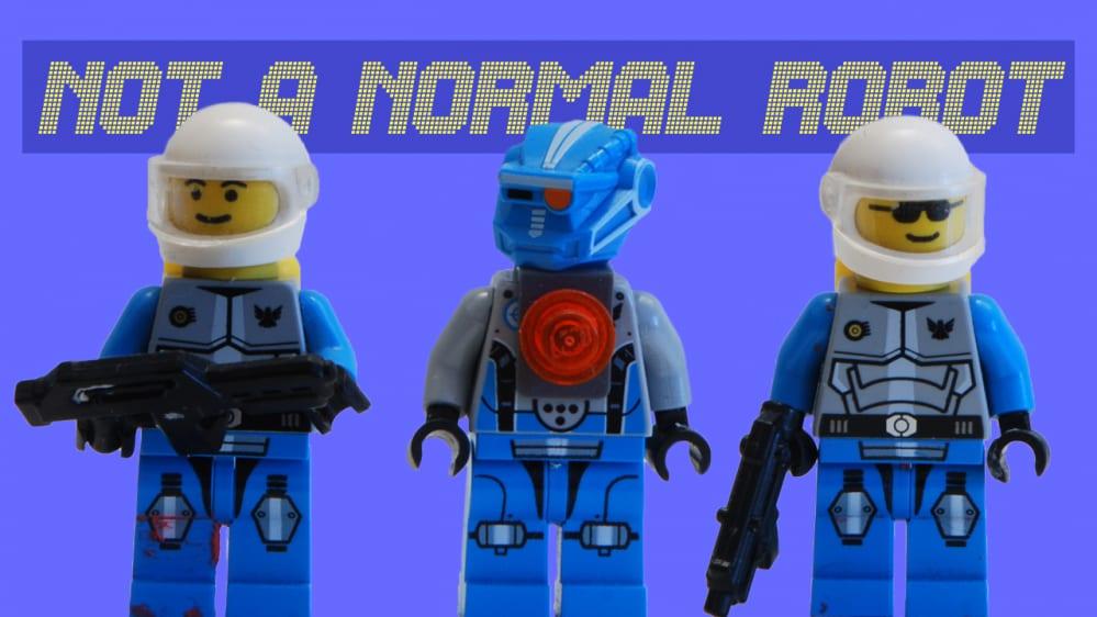 Not a Normal Robot