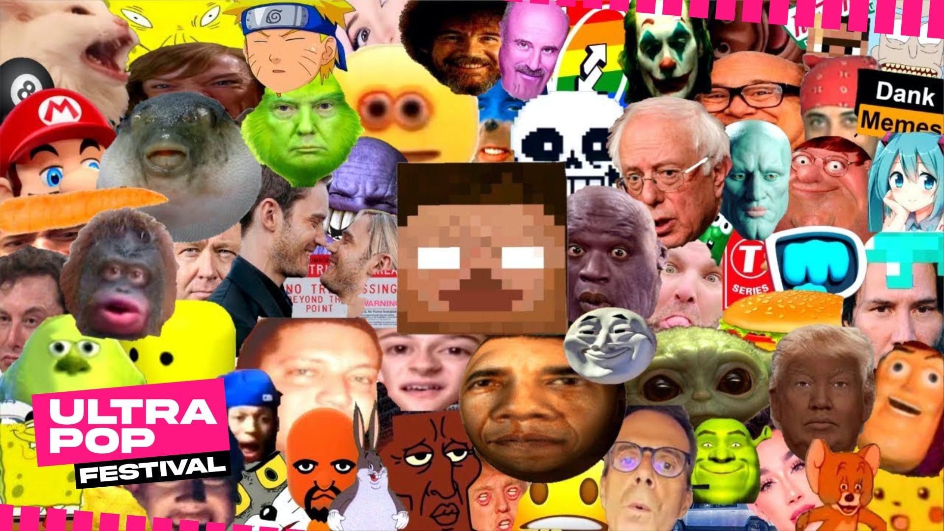 Pop of the Tops: Speciale Meme - UltraPop Festival 2020