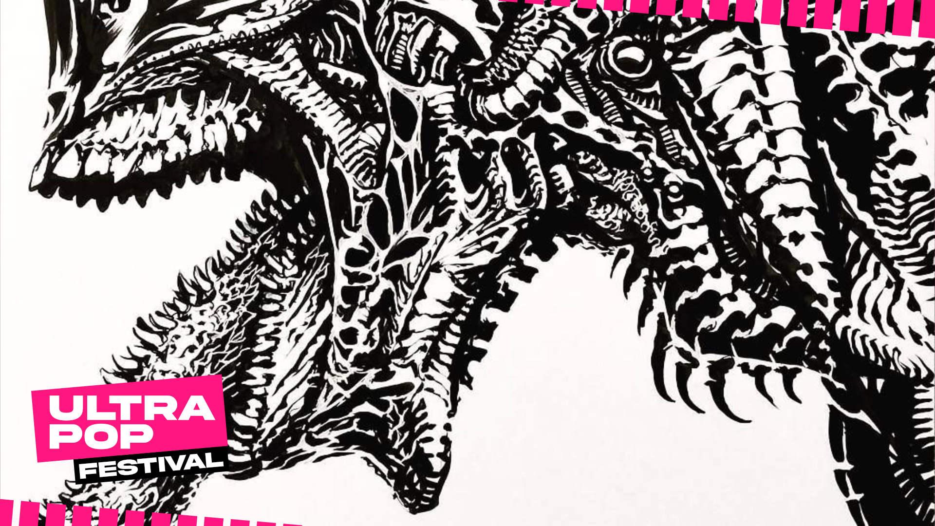 La Bella & Le Bestie: Disegnare i Mostri - UltraPop Festival 2020