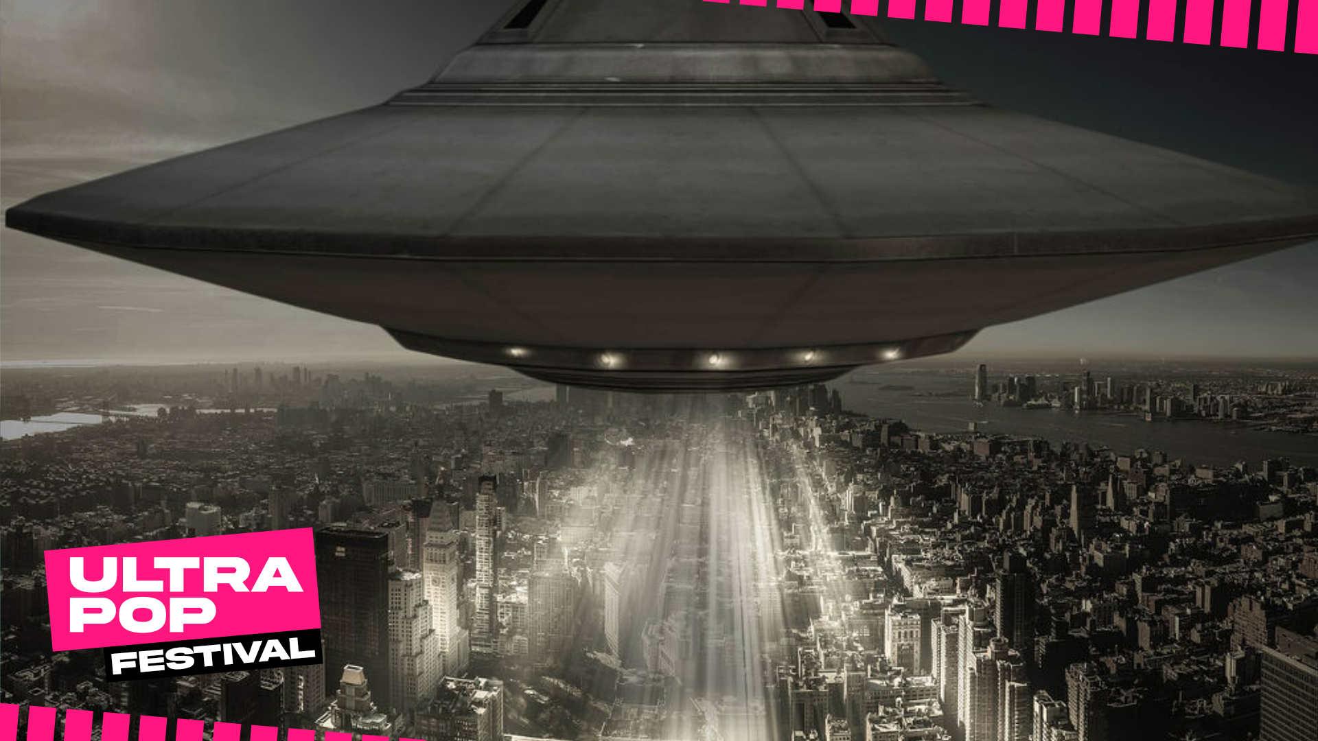 Fenomeno UFO: cosa sappiamo veramente ad oggi? - UltraPop Festival 2020