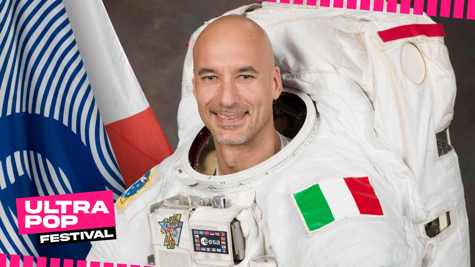 Luca Parmitano si racconta