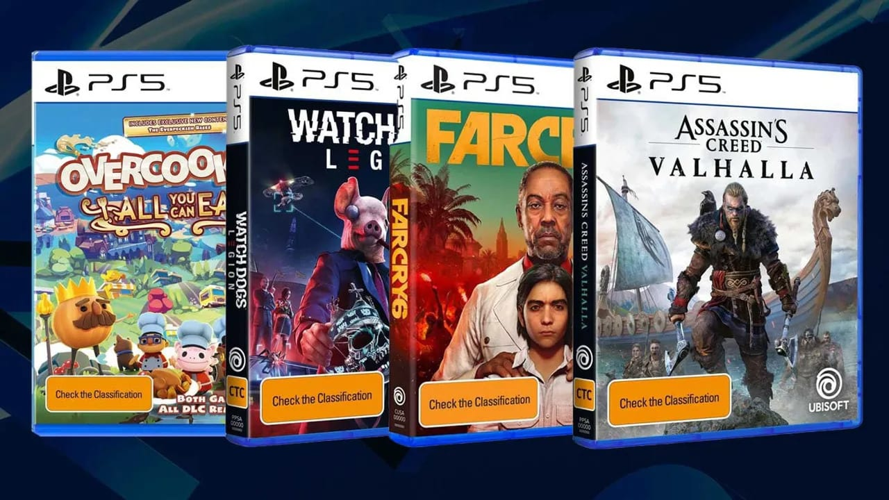 PS5, svelate le copertine di Far Cry 6 e altri giochi