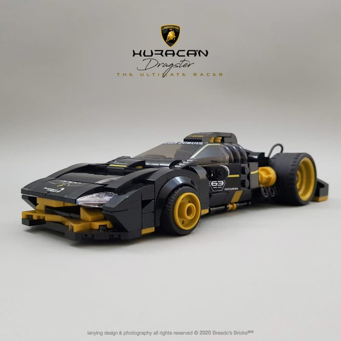 auto lego