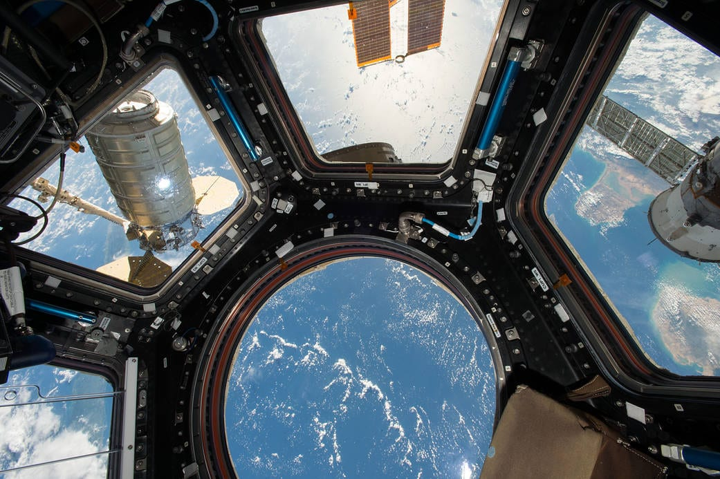 ISS: la stazione spaziale sta perdendo aria, di nuovo