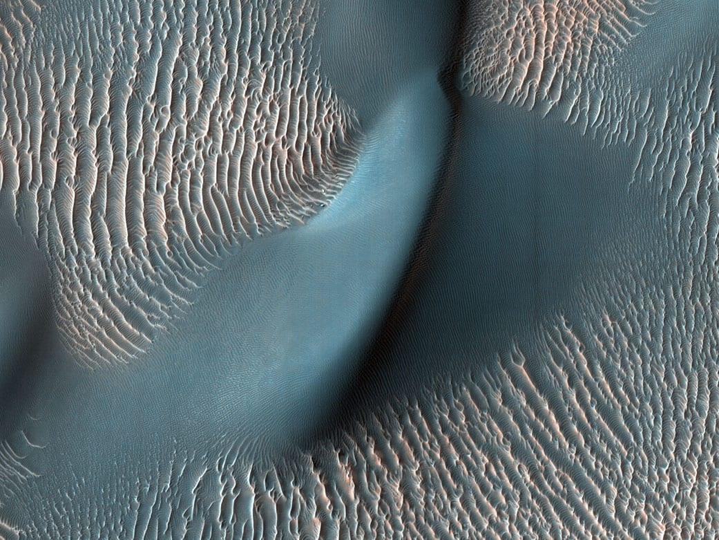 Reconnaissance: la sonda spaziale che da quindici anni osserva Marte