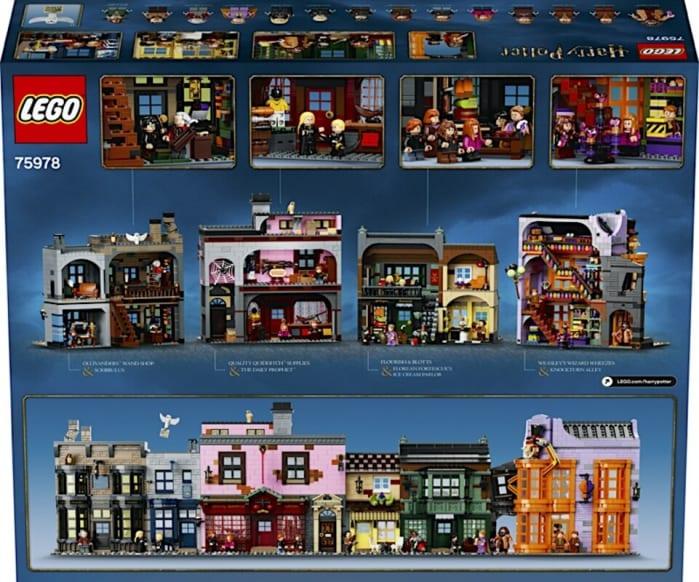 lego diagon alley