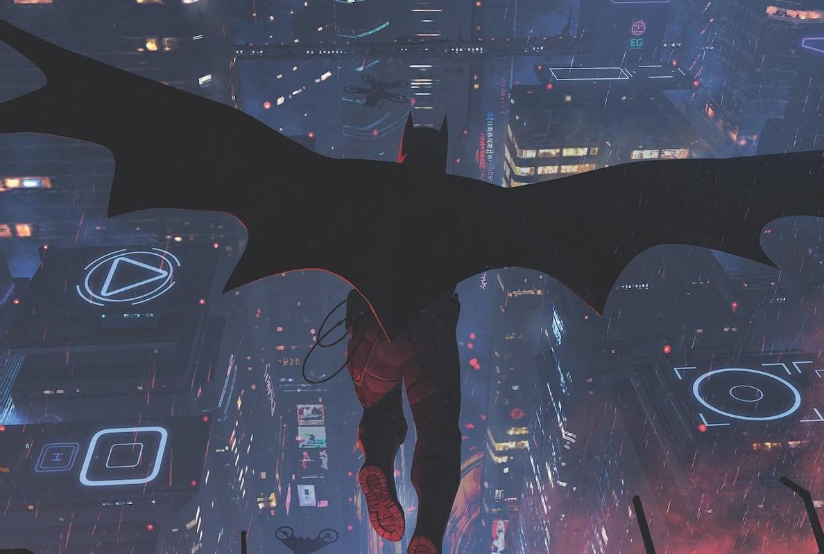 Batman john ridley