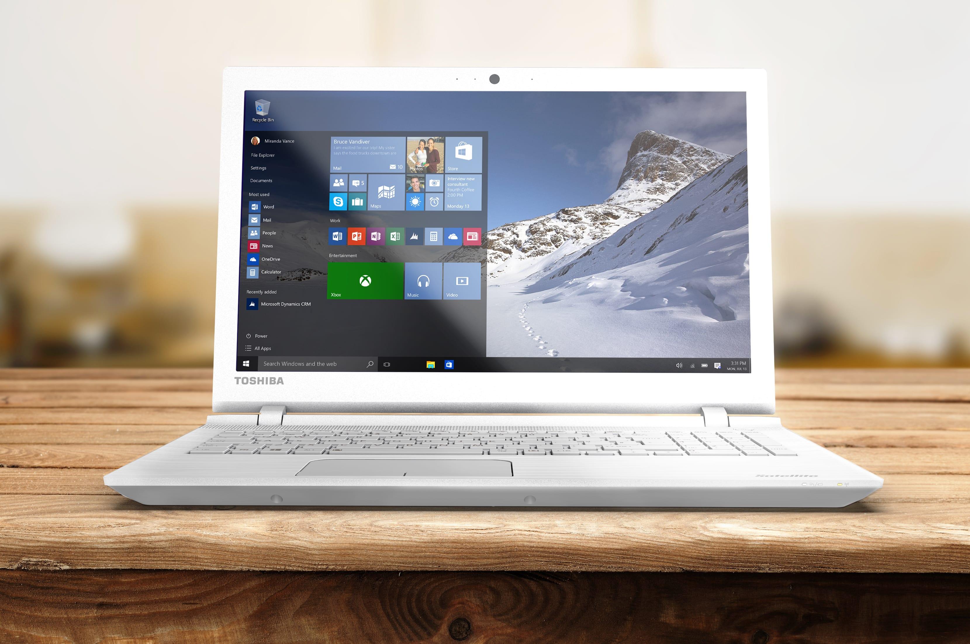 Toshiba non produrrà più computer portatili