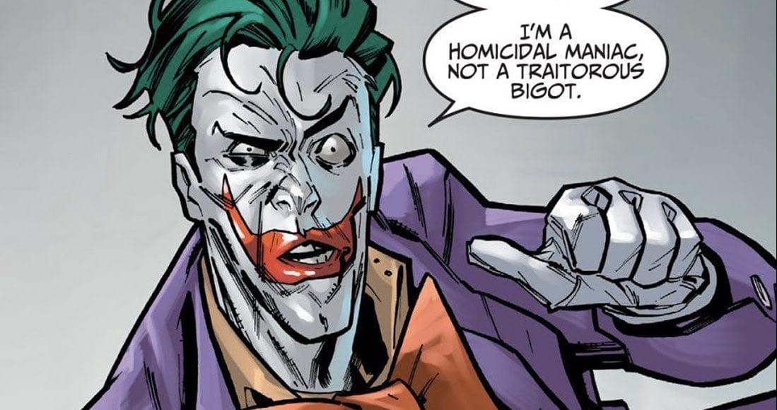 Joker contro il nazismo