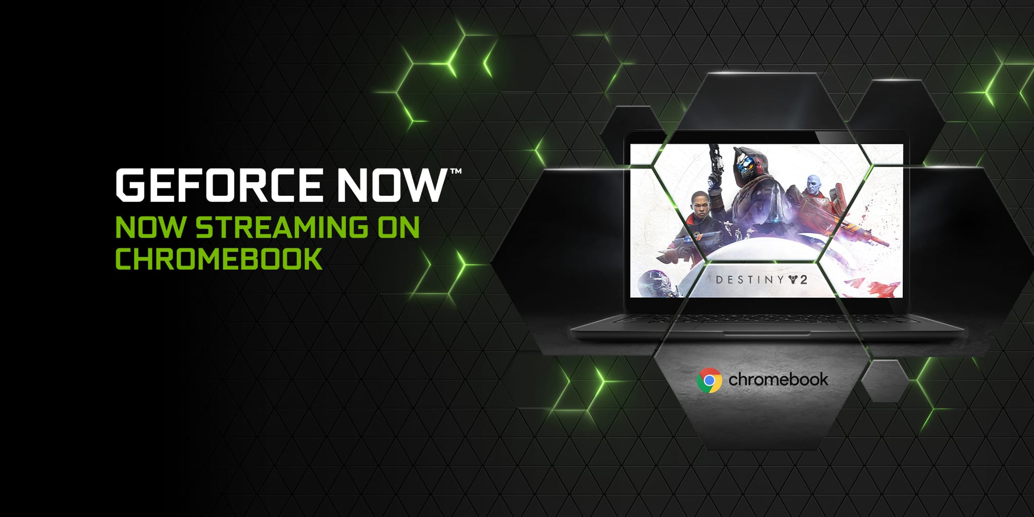 GeForce Now, il cloud gaming di Nvidia sbarca su Chromebook