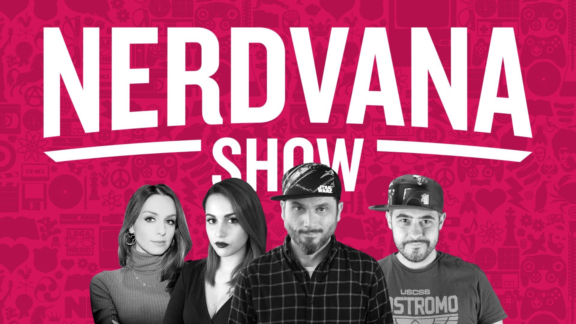 Streaming wars, le fiere italiane e le ultime novità / Nerdvana Show 13