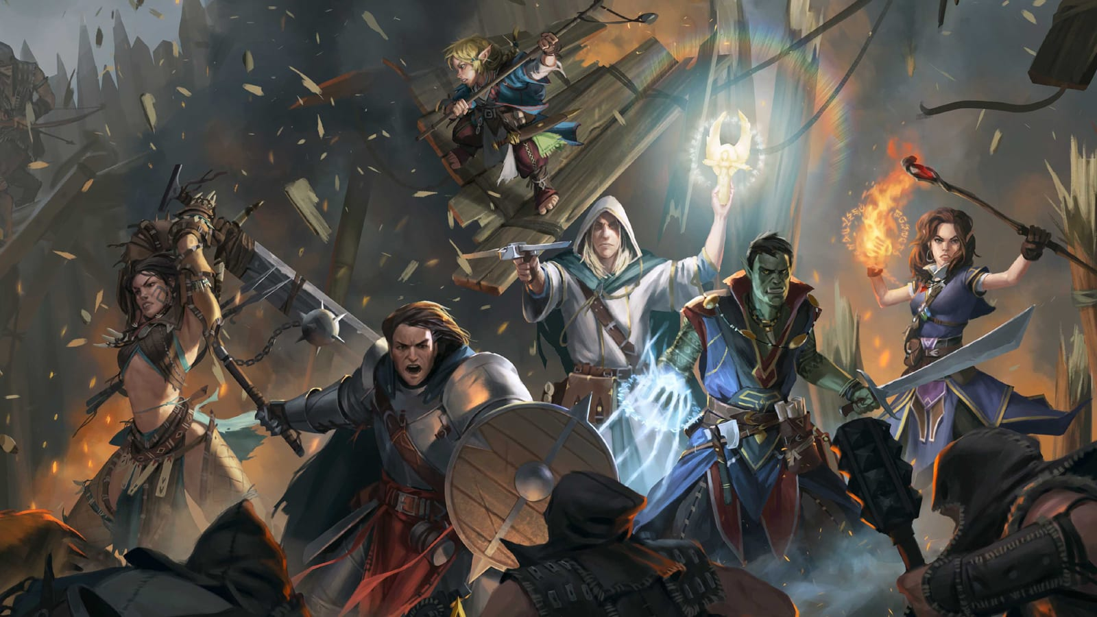 Pathfinder: Kingmaker Definitive Edition, la recensione: Golarion sbarca su console