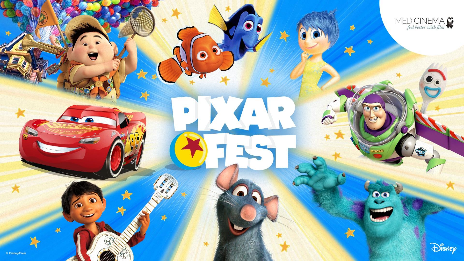 Pixar Fest: Disney lancia il Festival per celebrare i 25 anni di Toy Story