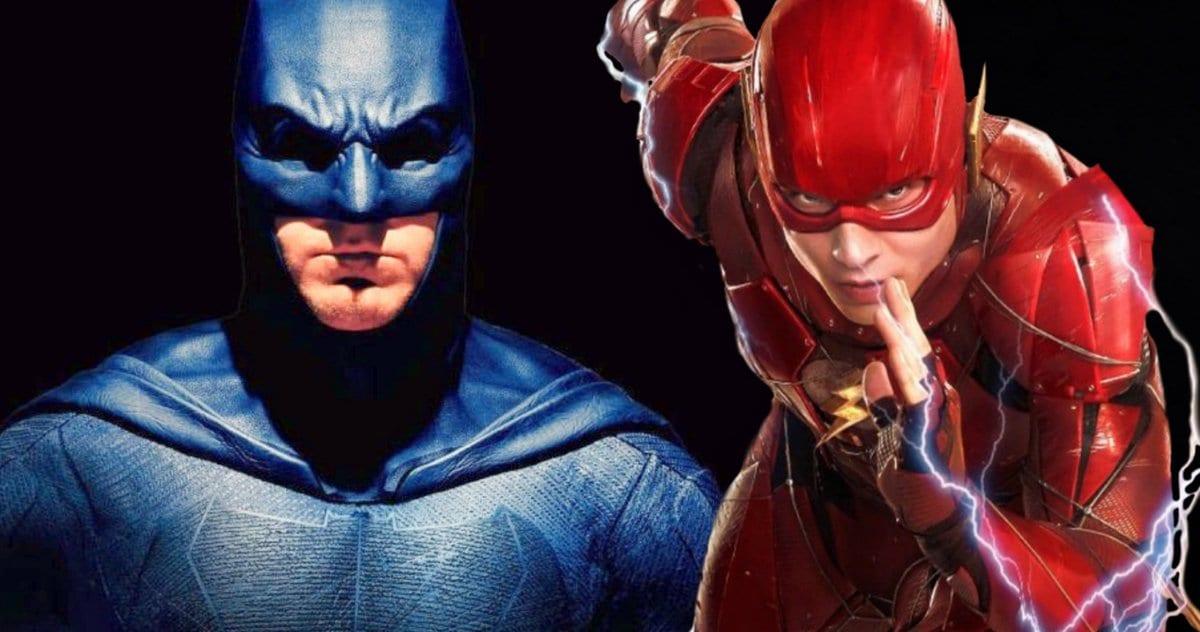 The Flash: Batman realizzerà il nuovo costume del supereroe nel film
