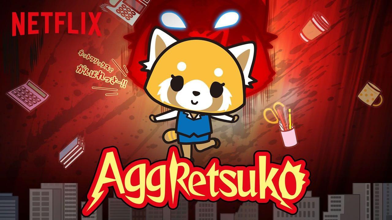 Aggretsuko 3, la recensione: su Netflix la risposta metallara (e geniale) a Hello Kitty