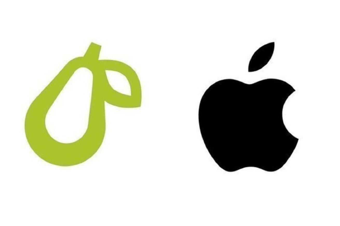Apple contro la pera stilizzata di Prepear, app di ricette