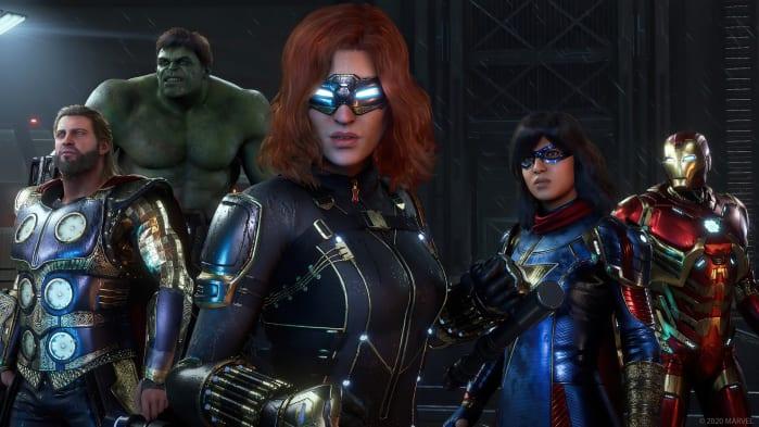Marvel's Avengers provato