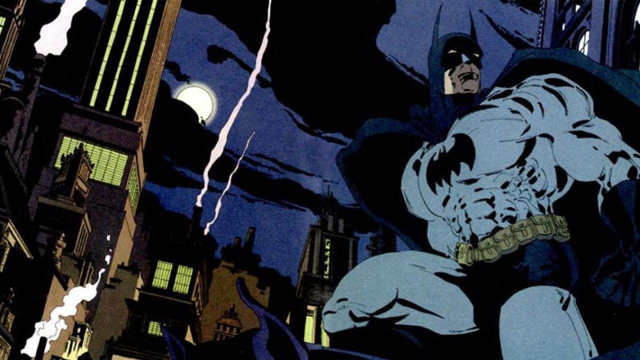 Batman: il lungo Halloween - il film animato sarà violento e con scene di sangue