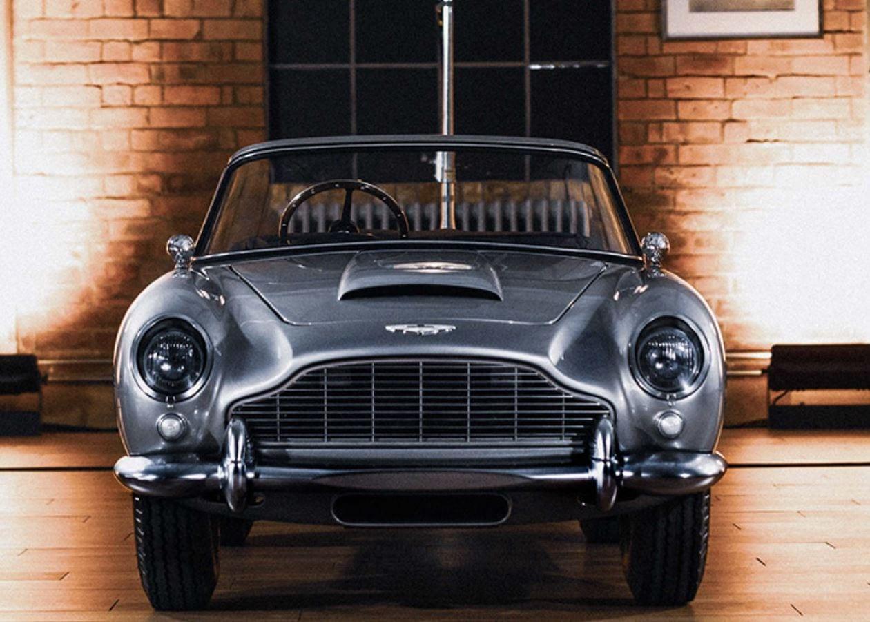 Aston Martin DB5 Junior, una lussuosa auto per bambini da 50.000€