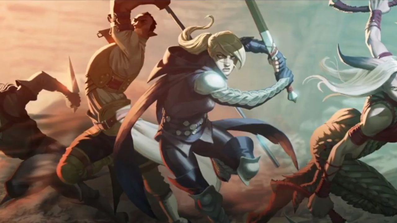 Dragon Age: prime informazioni su storia e personaggi dall'Opening Night Live