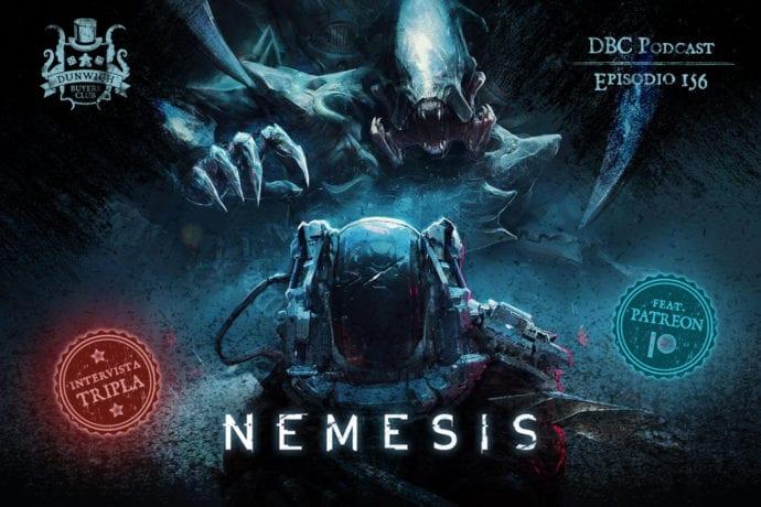 DBC 156: Intervista tripla su Nemesis