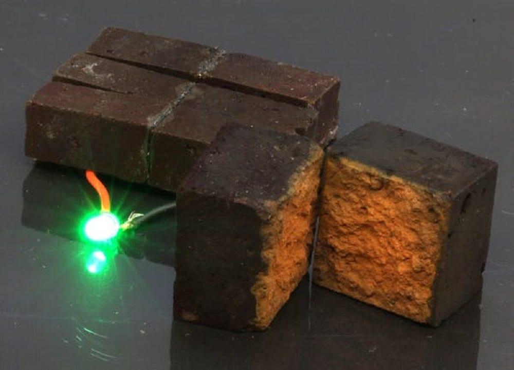 Mattoni diventano piccole batterie? Possibile grazie alla nanotecnologia