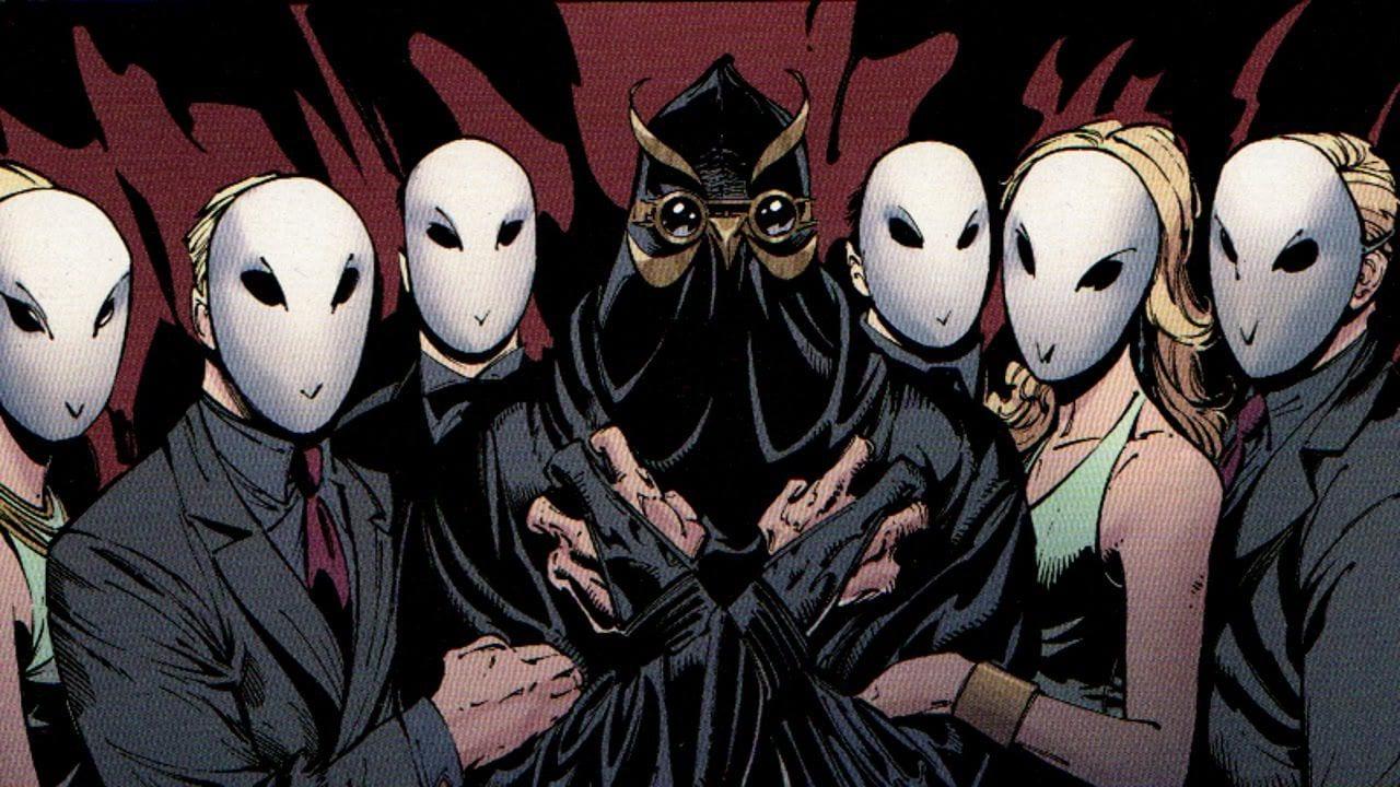 10 cattivi da vedere nei prossimi film di Batman, corte dei gufi