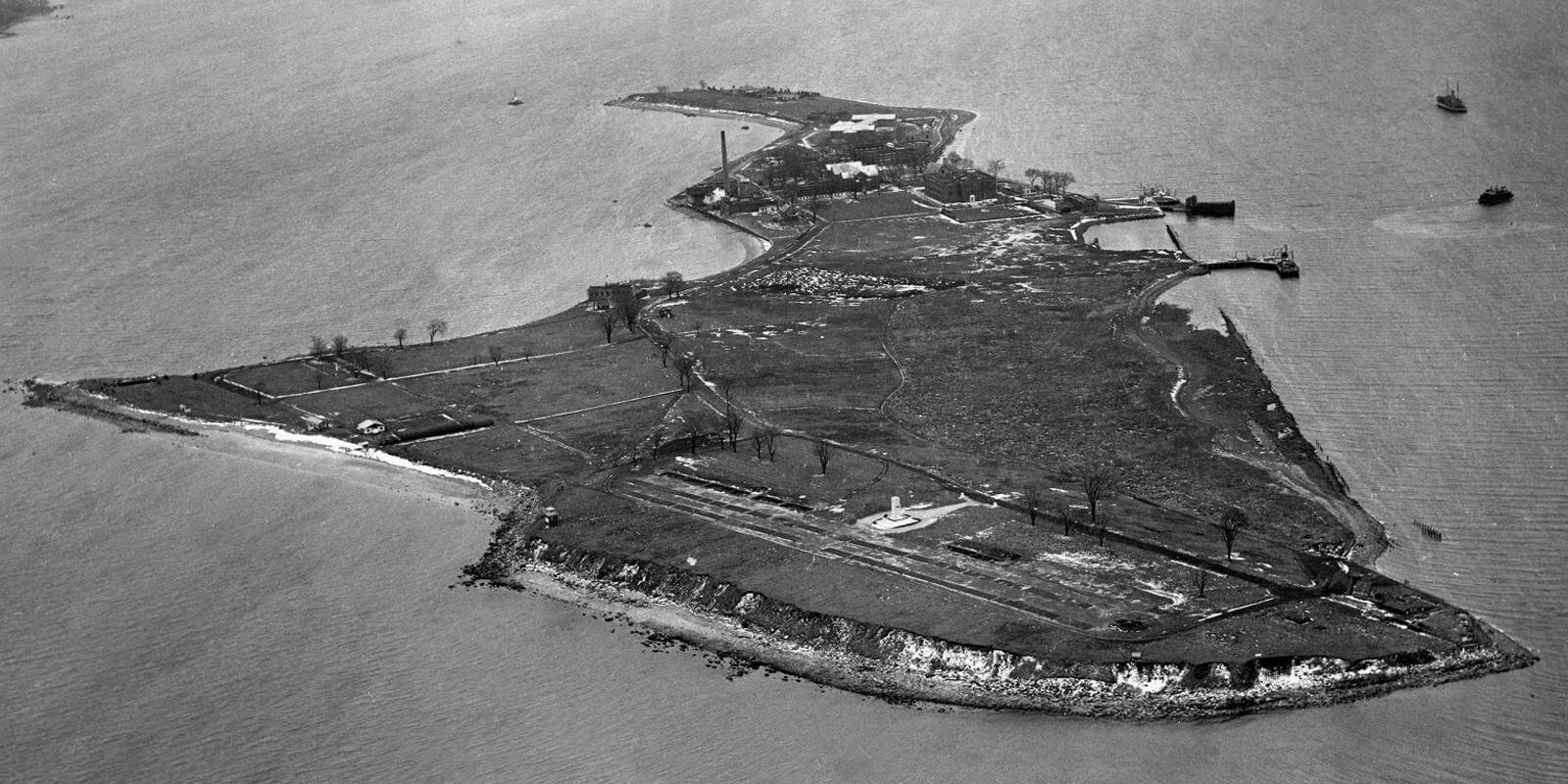 Hart Island, l'isola dei morti