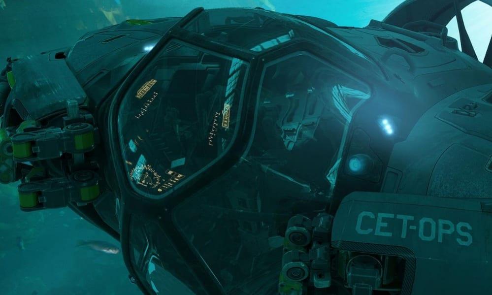 Crabsuit, Avatar 2