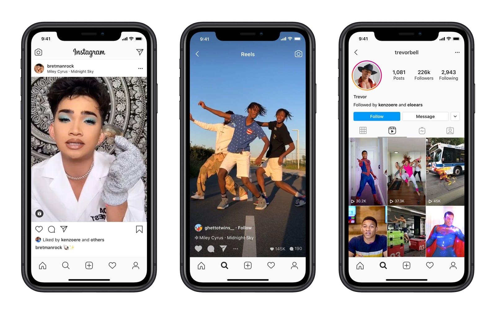 Instagram e gli algoritmi per contrastare i contenuti riciclati da TikTok