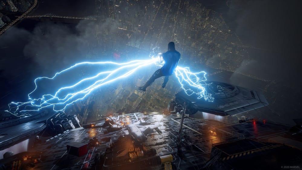 Marvel's Avengers PS5 Thor