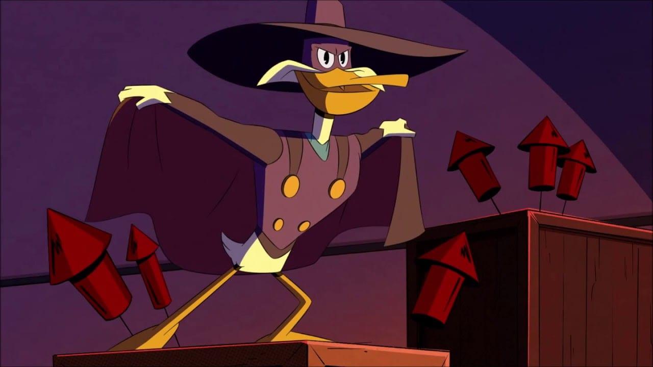 Darkwing Duck torna in DuckTales per un episodio speciale