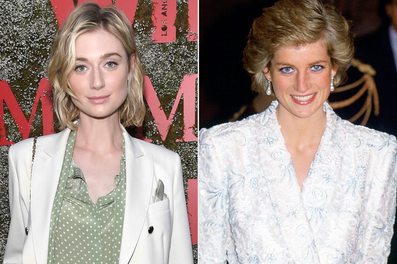 Diana, Elizabeth Debicki, The Crown