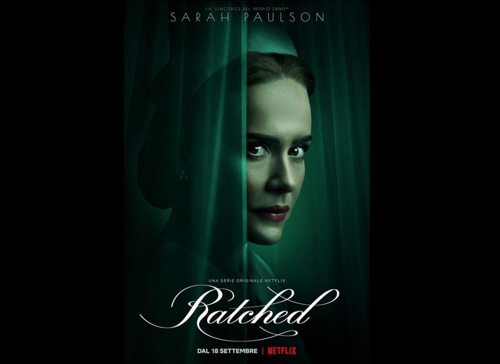 Ratched: arrivano il trailer e la locandina