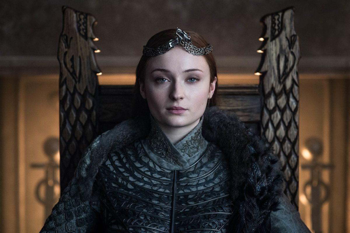Game of Thrones: Sophie Turner è la Regina del Nord... anche a casa