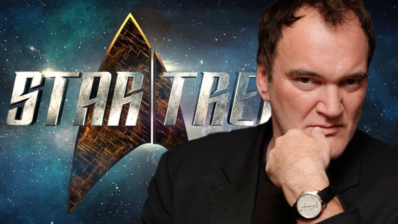 """Star Trek - il film di Quentin Tarantino smontato da Rod Roddenberry: """"Non puoi fare uno Star Trek in stile Le Iene"""""""