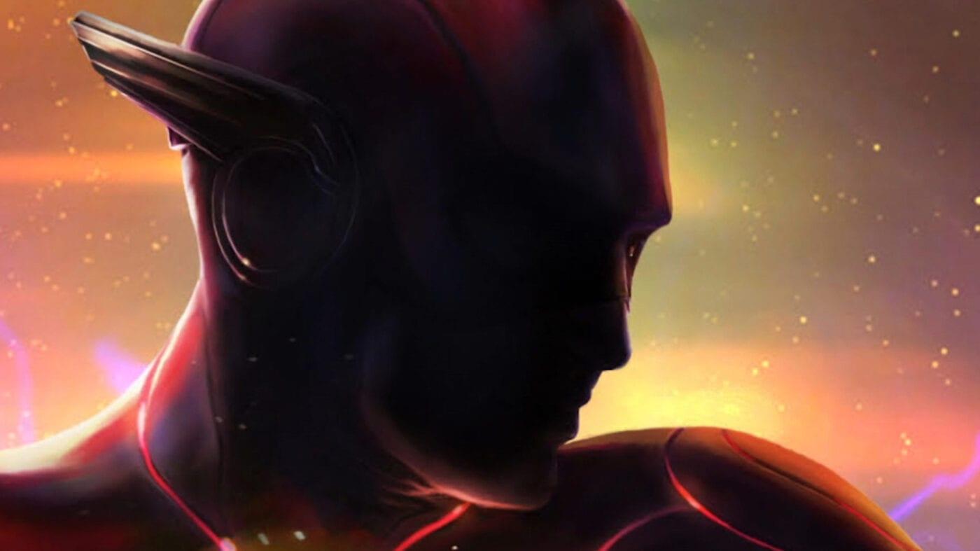 the-flash artwork