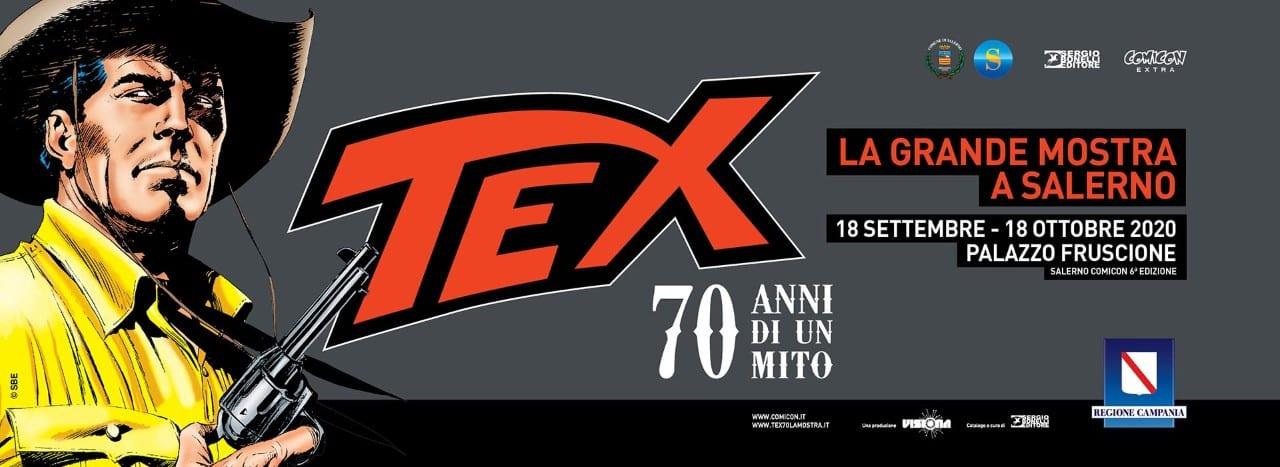 TEX70_salerno, comicon extra