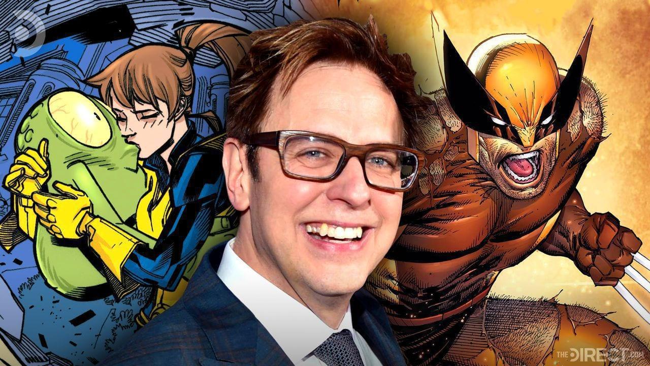 James Gunn indica i suoi X-Men preferiti, e ci sono nomi bizzarri