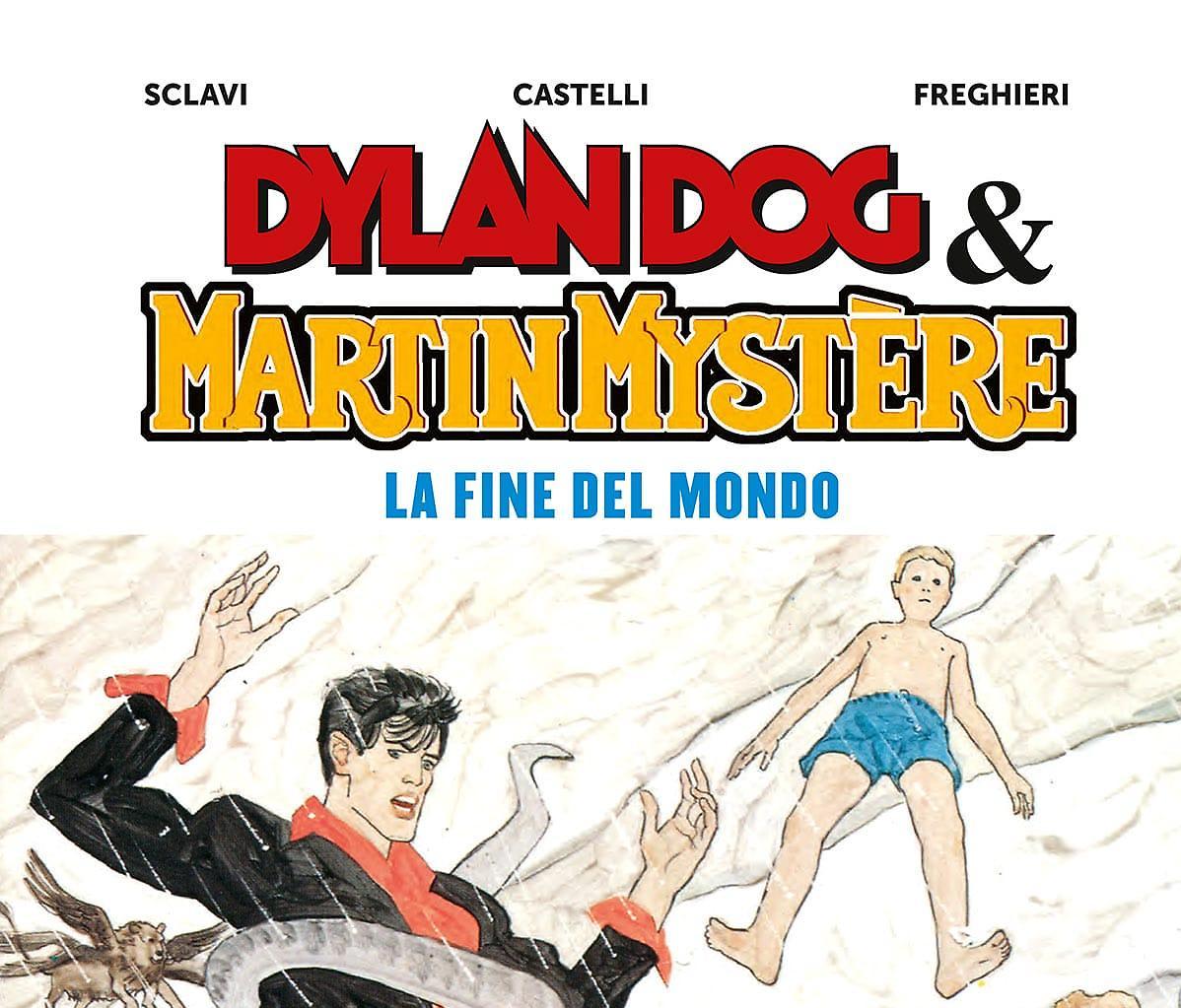 Dylan Dog Martin Mystere