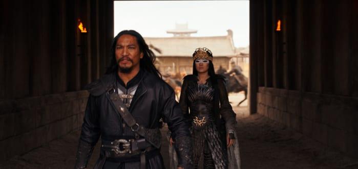 Mulan Recensione Bori Khan