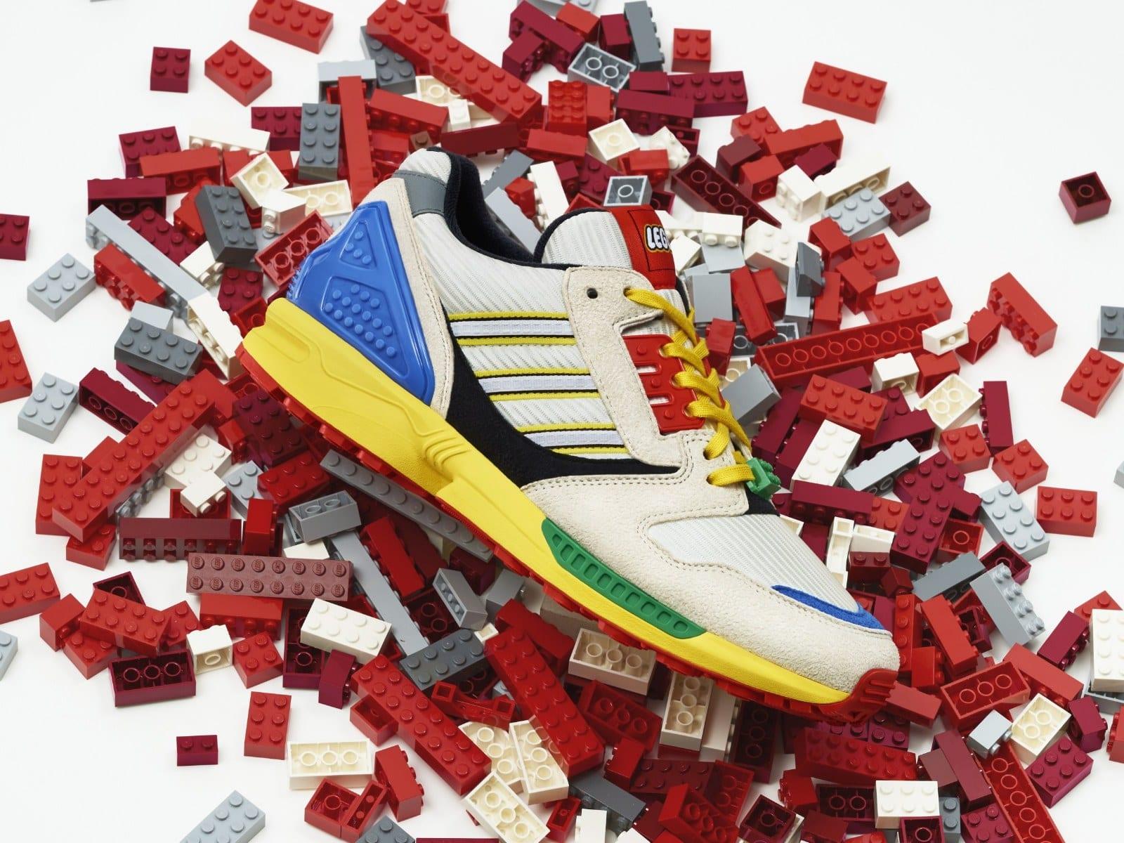 LEGO Adidas