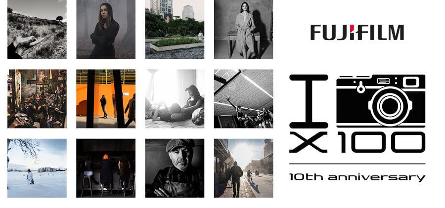 Fujifilm X100 festeggia 10 anni con un concorso fotografico